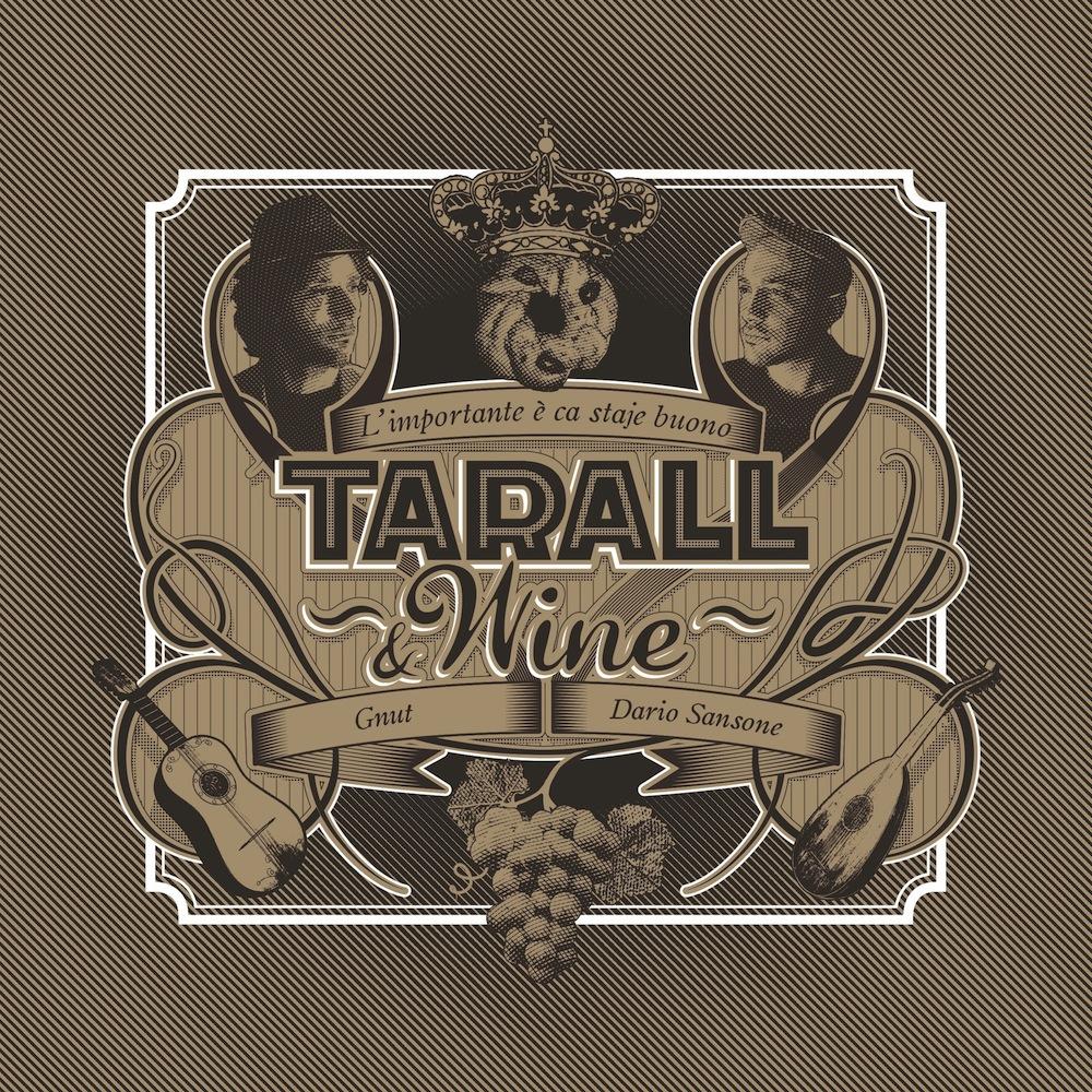 Tarall&Wine Copertina